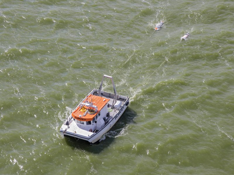 Survey vessel Gemini