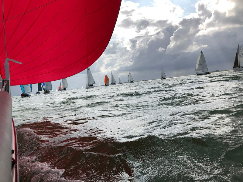 DEEP attended Dredgers' Sailing Race with two teams-1