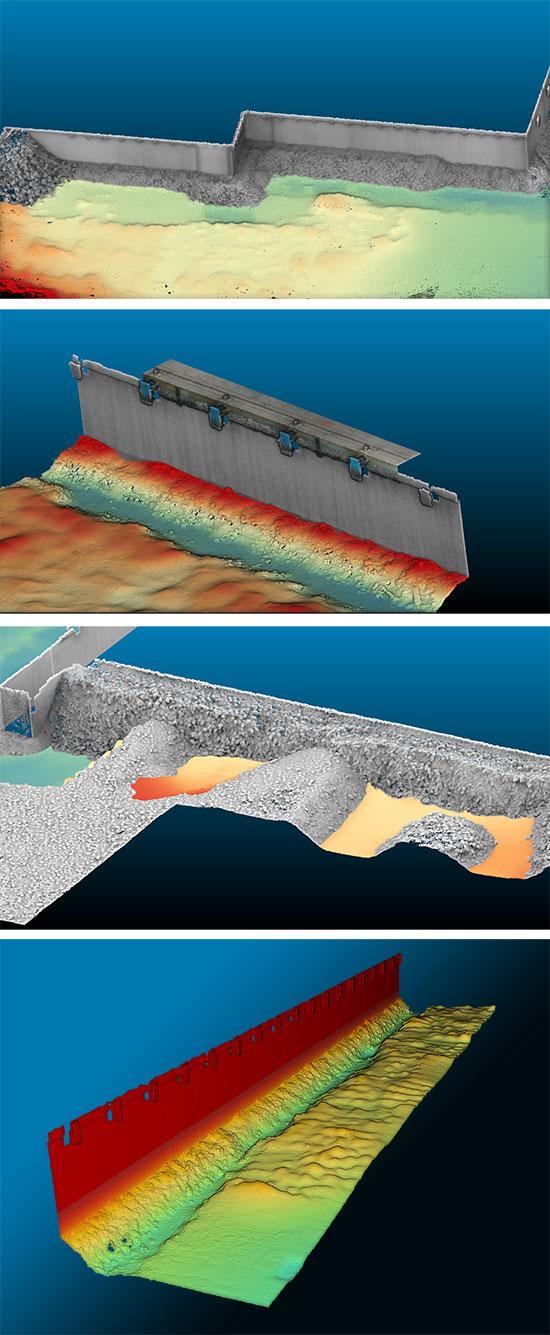 Hydrographic site survey Doraleh Port Djibouti 4